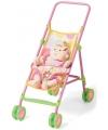 Baby Stella buggy roze