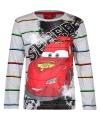 Cars Lightning McQueen t-shirt grijs