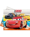Kinderverjaardag Cars tafelkleden 120 x 180 cm
