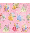 Kadopapier Prinsessen in baljurk