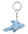 Dolfijn sleutelhangers 6 cm