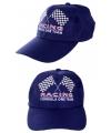 Formule-1 baseballcaps blauw