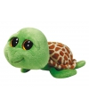 Pluche Ty Beanie schildpad groen 24 cm