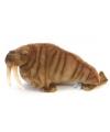 Levensechte pluche walrus 38 cm