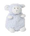 Happy Horse blauw zittend knuffel lammetje