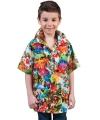 Luau hawaii blouse voor kids