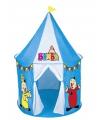 Blauwe Bumba speeltent voor kinderen