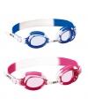 Kinder duikbrillen gekleurd siliconen bandje