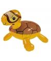 kleine opblaas schildpad 30 cm