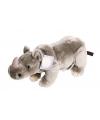 Knuffel neushoorn 36 cm