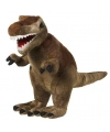 Pluche knuffel Tyrannosaurus 30 cm