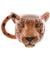 Soepkom luipaard 400 ml