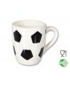 Koffiebeker voetbalprint 350 ml