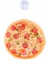 Kussen in pizzadoos 20 cm