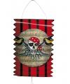 Piraat lampionnetjes 16 cm