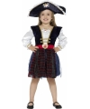 Luxe piraten jurkje voor meisjes