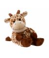 Warmte knuffel giraffe