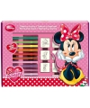 Minnie Mouse stempel set 22 delig