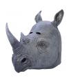 Verkleed masker neushoorn