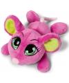 Kado knuffel muizen roze 50 cm