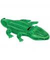 Speelgoed krokodil opblaasbaar