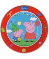 Peppa Big thema kinderfeest borden 8 x