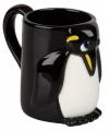 Pinguin koffie en thee mok 10 cm