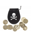 Oude speel munten van Piraten