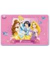 Kinder placemat 3D prinsessen