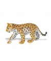 Plastic luipaard welpje speelgoed dier 9 cm