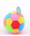 Speelbal met rammelaar 18 cm