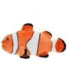 Speelgoed clownsvis knuffel 49 cm