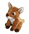 Bambi hert knuffels 15 cm