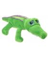 Pluche krokodil knuffel 36 cm