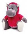 Nina het nijlpaard knuffel 35 cm