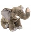 Pluche olifant knuffeltje 30 cm