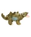Pluche Stegosaurus dinosaurus 30 cm