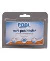 Mini zwembad test tabletten