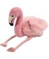 Knuffel flamingo 30 cm