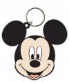 Rubberen sleutelhanger Mickey Mouse