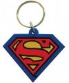 Rubberen sleutelhanger Superman