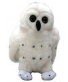Sneeuwuil knuffeldieren 25 cm