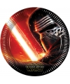 Star Wars partijtje feestbordjes 8x