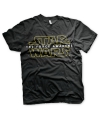 Zwart Star Wars t-shirt