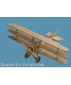 Vliegtuig bouwpakket Sopwith 853