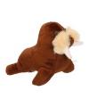 Walrus knuffel pluche 14 cm