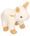 Zittende geiten knuffel 25 cm