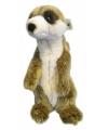 Pluche knuffel WNF meerkat 22 cm